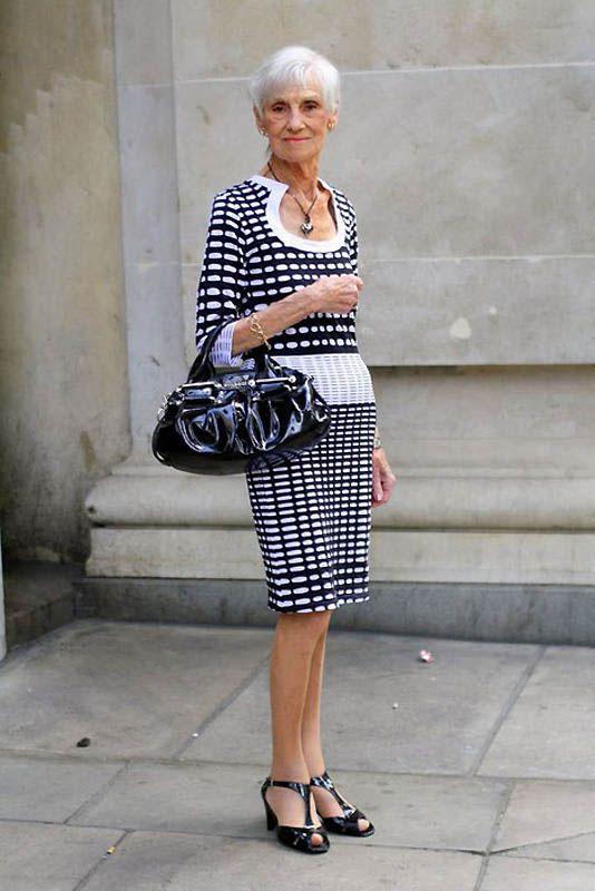 Самые модные женщины в 50 лет