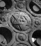Орнаменты на кельтском кресте