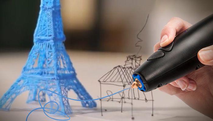 Характеристика и описание 3 Д ручки 3Doodler. thumbnail